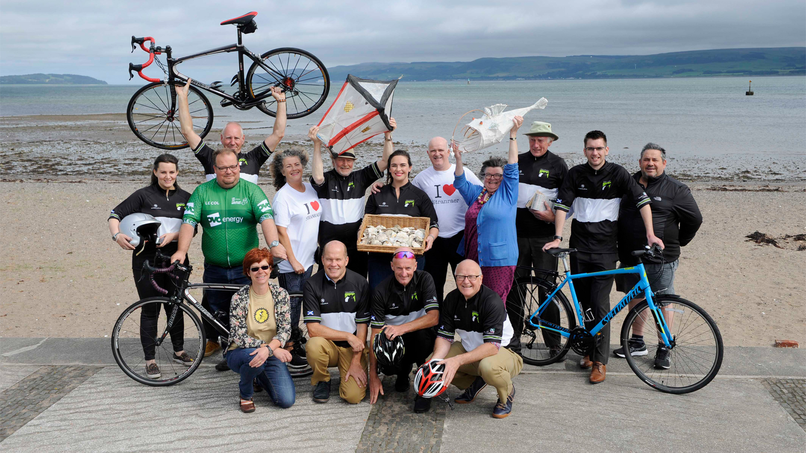 Scotland to host opening stage of the 2019 OVO Energy Tour of Britain