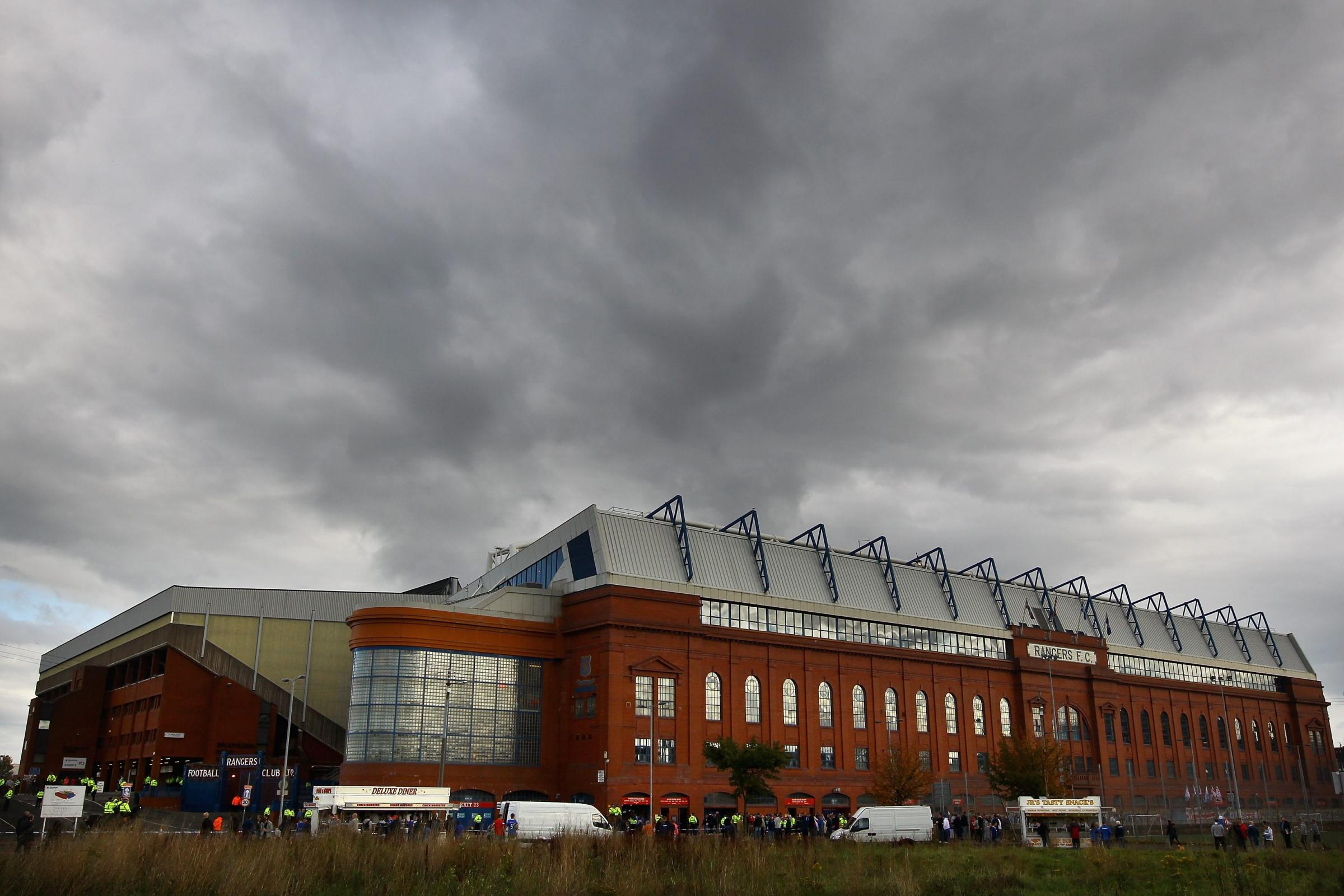 Rangers vs HMRC: Ex-players and staff 'have EBT penalties wiped over incorrect tax bill'