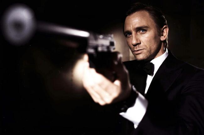Time not up for James Bond, as 25th movie title revealed