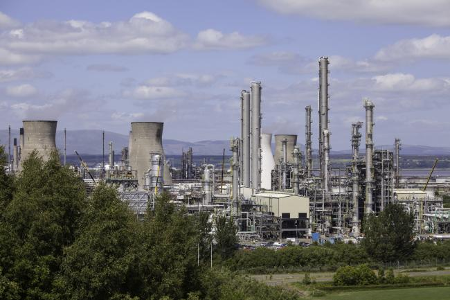 Grangemouth. Getty Images.