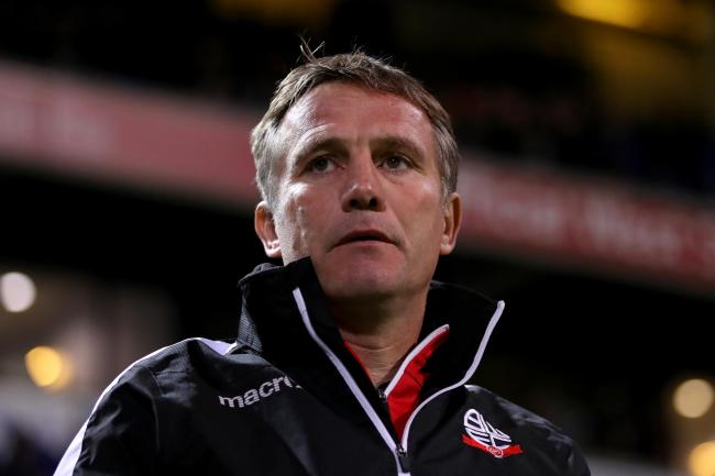 Bolton manager Phil Parkinson has resigned after three years in charge