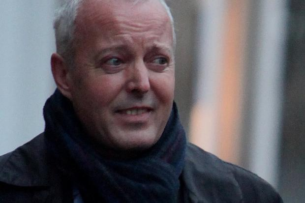 David Grier is suing Police Scotland for £2 million.