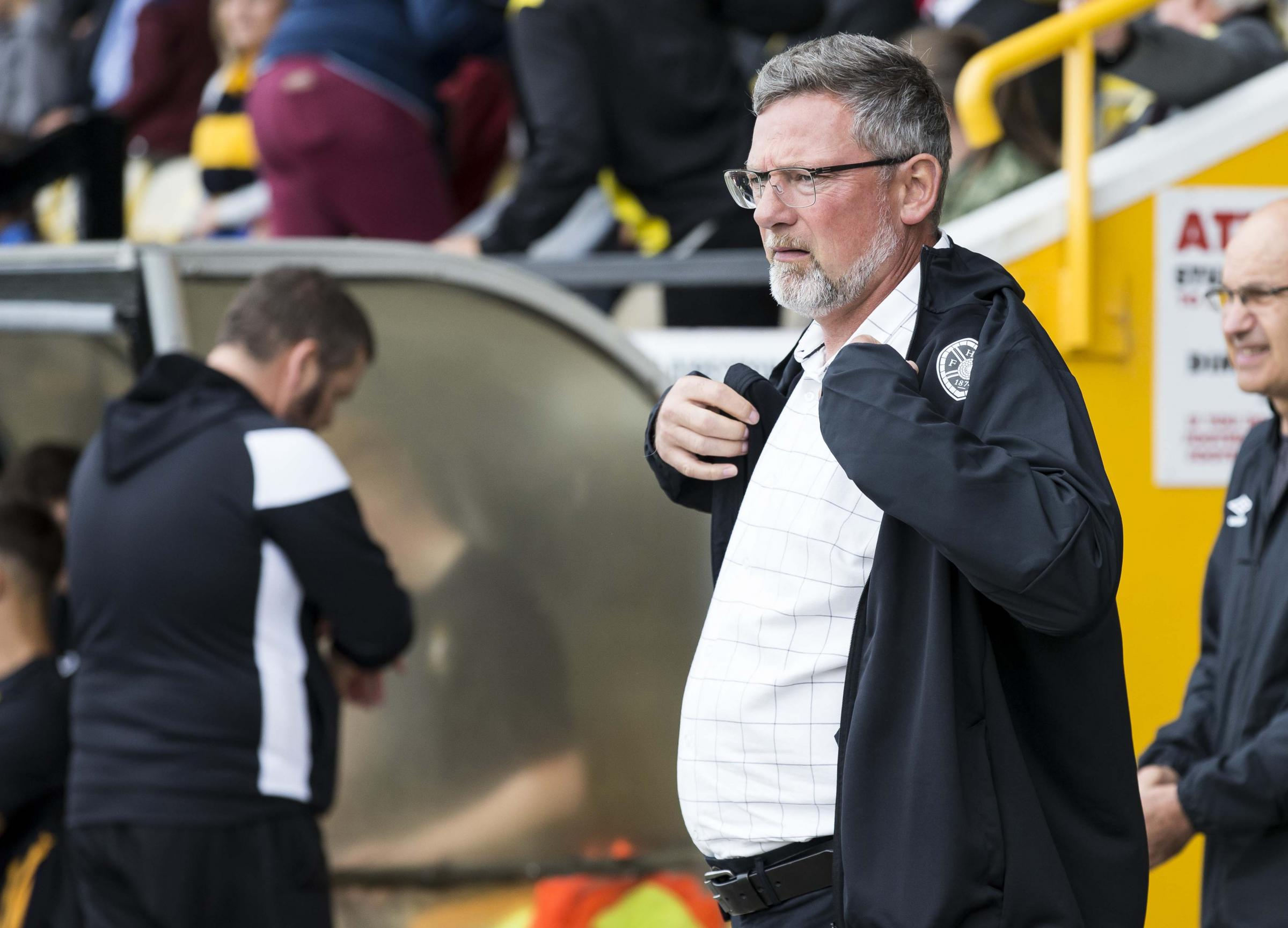 Hearts boss Craig Levein opens up on 'madness' of supporter expectations