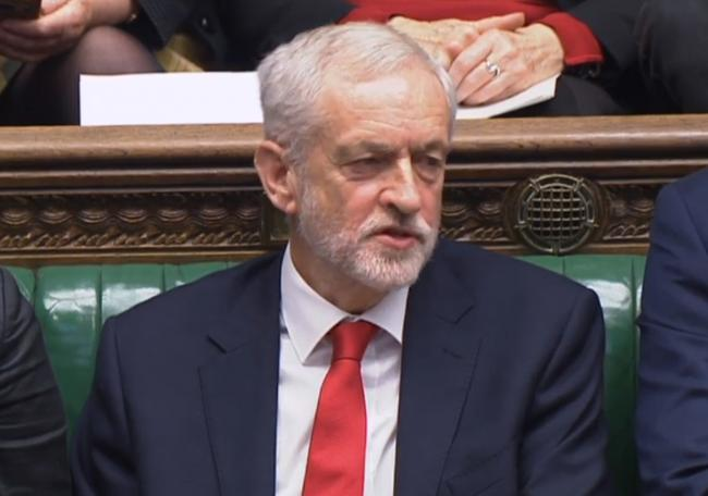 Jeremy Corbyn has whipped Labour MPs to vote for a second referendum in votes in March and April this year.