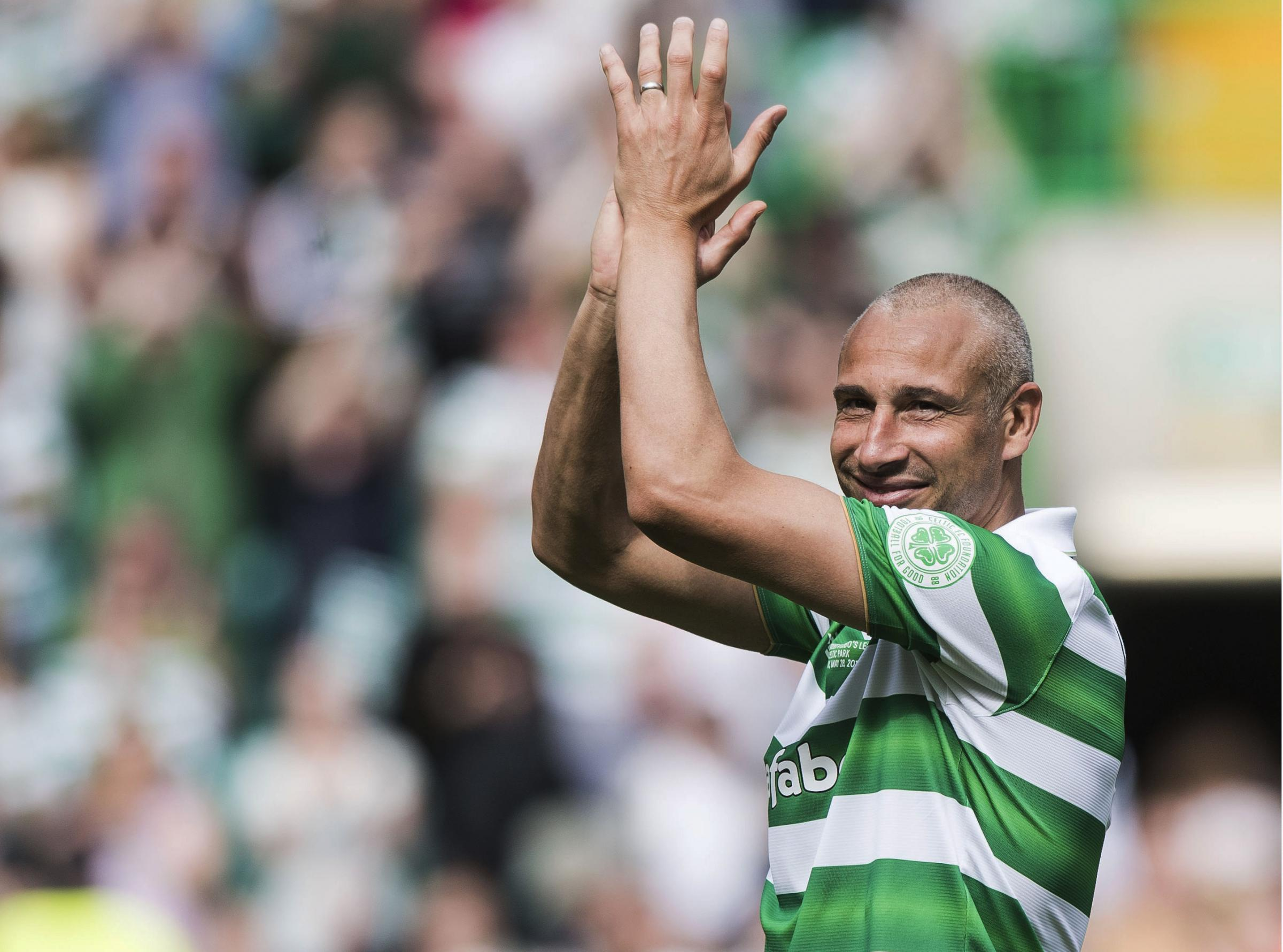 Celtic hero Henrik Larsson opens up on personal agony after losing brother Robert to drugs overdose