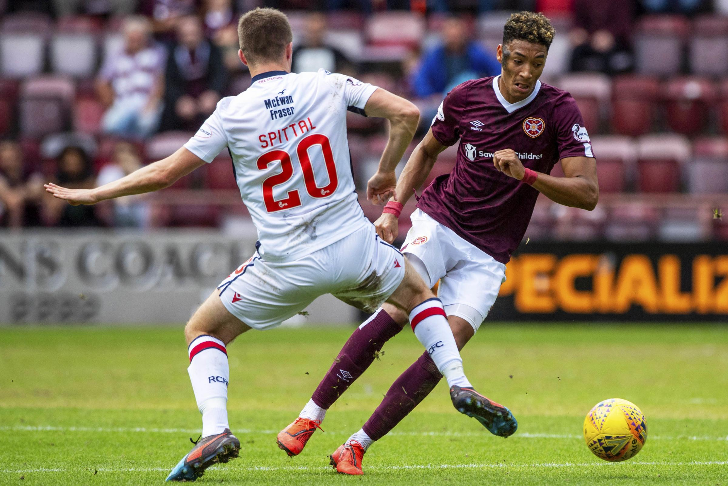 Sean Clare backs Hearts to kick-start season after home truths clear air