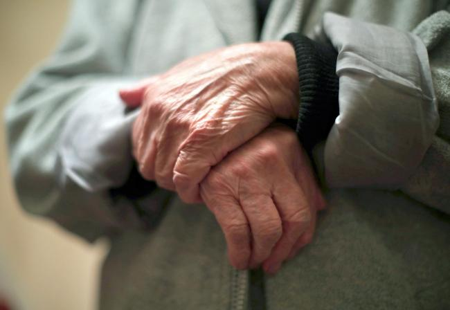Thousands of pensioners are at risk, research suggests.