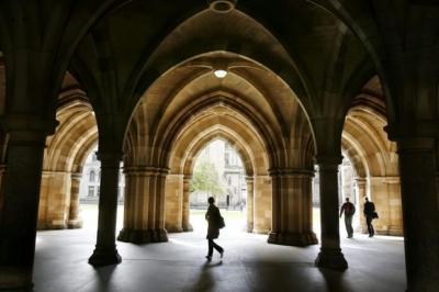Financial health warning over Scotland's universities