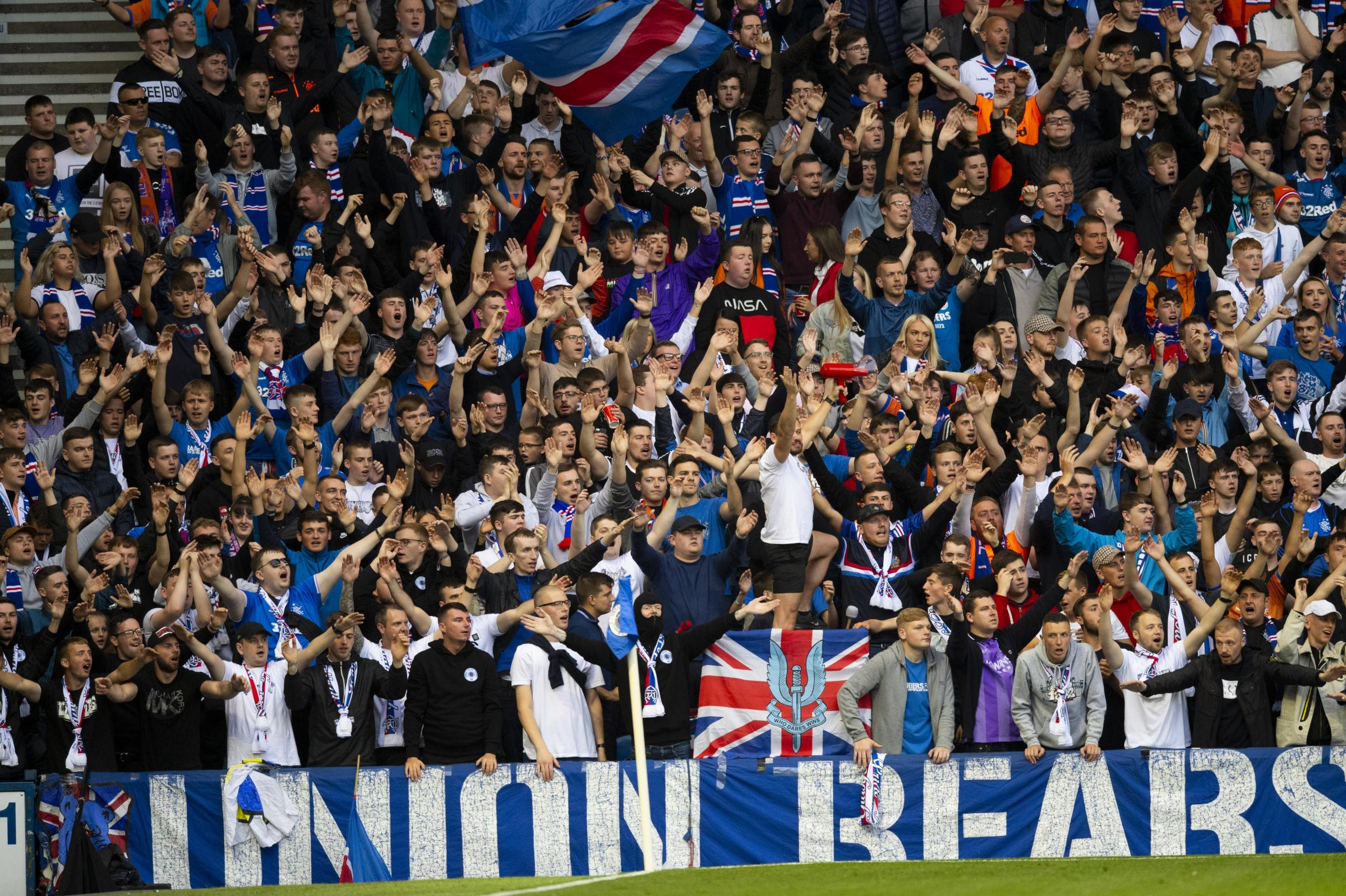 Chris Jack: It's time for fans to stand up against offensive songs if they love Rangers