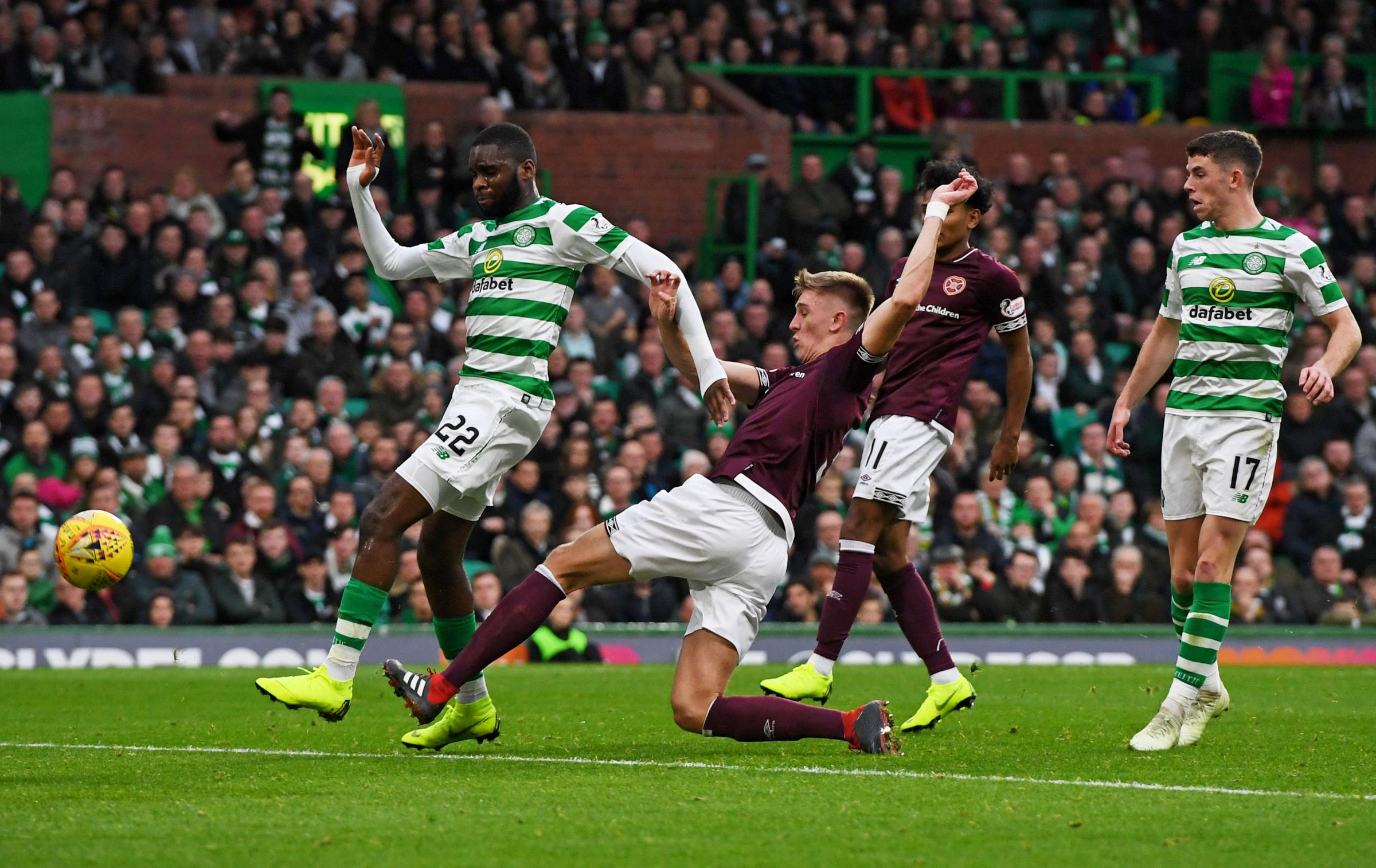 Celtic v Hearts | Kick-off, TV times, odds and team news