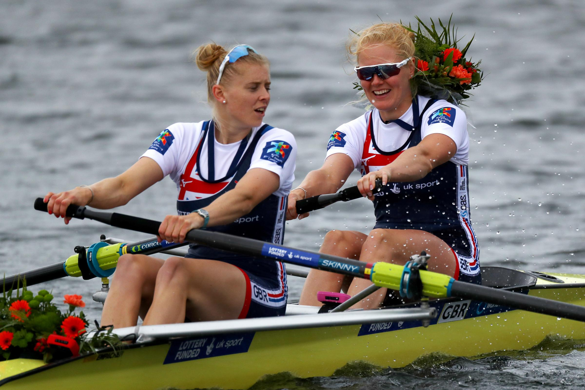 Olympic rower joins fight against coronavirus as junior doctor at Scottish hospital
