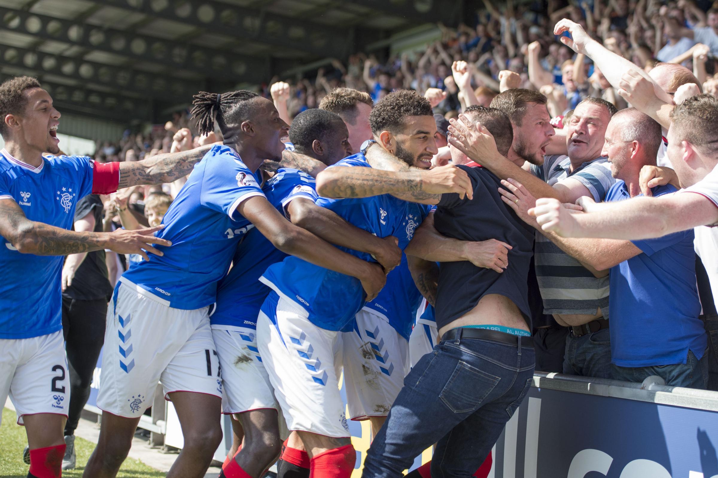 St Mirren 0-1 Rangers: Five talking points as Steven Gerrard's side maintain their momentum with narrow win