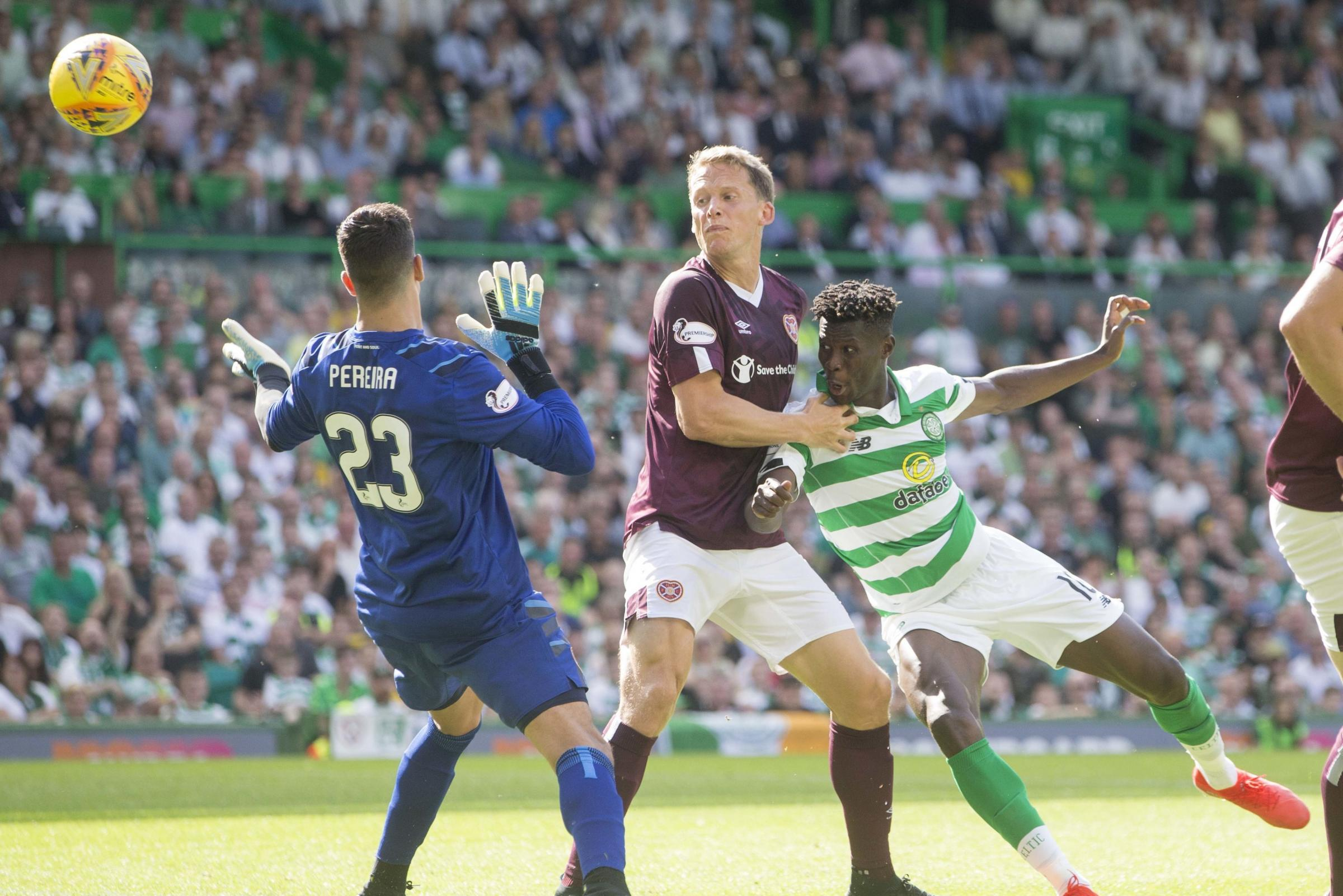 Celtic 3 Hearts 1: Five talking points as champions cruise past visitors