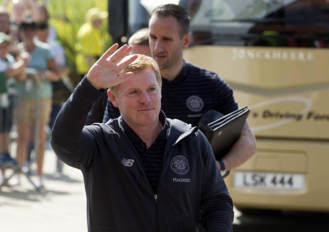 Neil Lennon feels less pressure now compared to last season