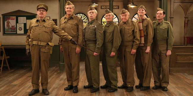 Same Dad's Army scripts, different cast in The Lost Episodes