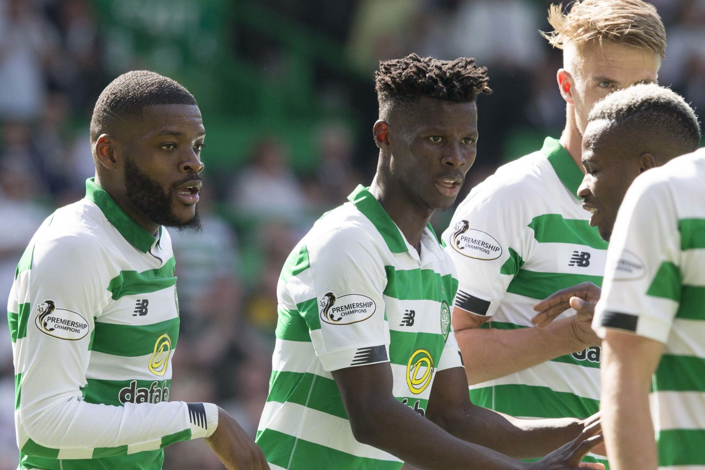 Bayo says Hearts won't steal his goals on first Celtic start, as he admits he should have had a hat-trick