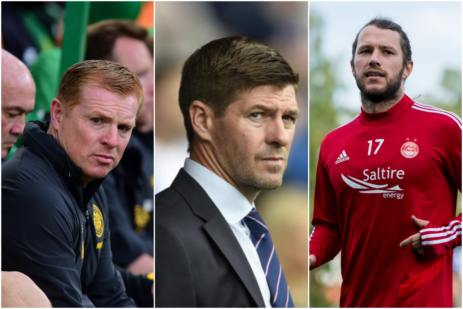 Celtic hope for 'two or three' signings | Rangers 'bid' £9m for striker | Stevie May move to St Johnstone back on