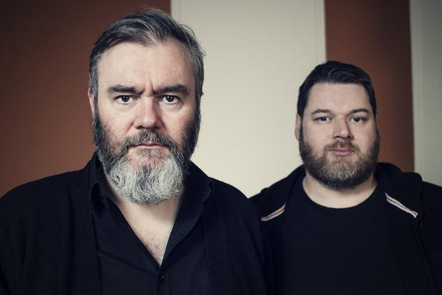 Aidan Moffat and RM Hubbert on putting musical partnership to rest