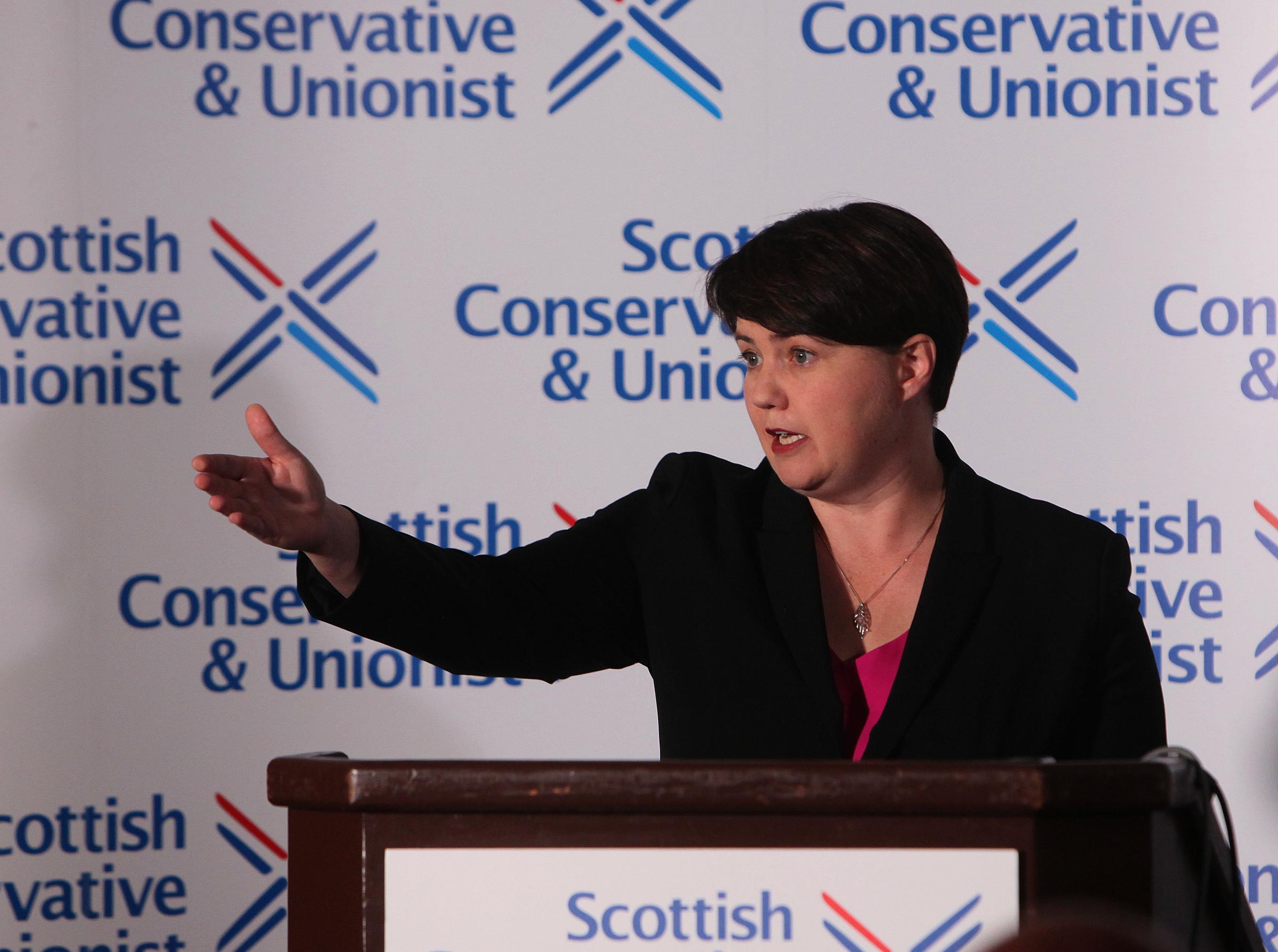 Ruth Davidson: Boris Johnson's Brexit tactics left me 'hopelessly conflicted'