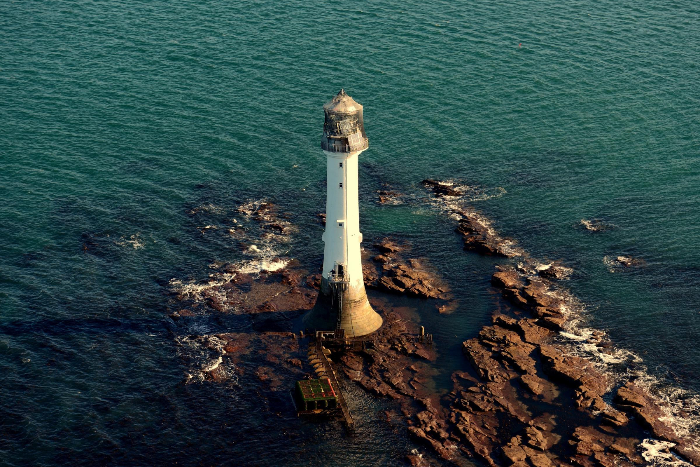 Rock stars: the family who built Scotland's great lighthouses