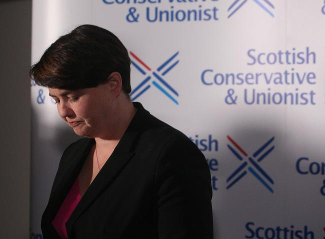 Ruth Davidson says she carried out due diligence before taking lobbying job