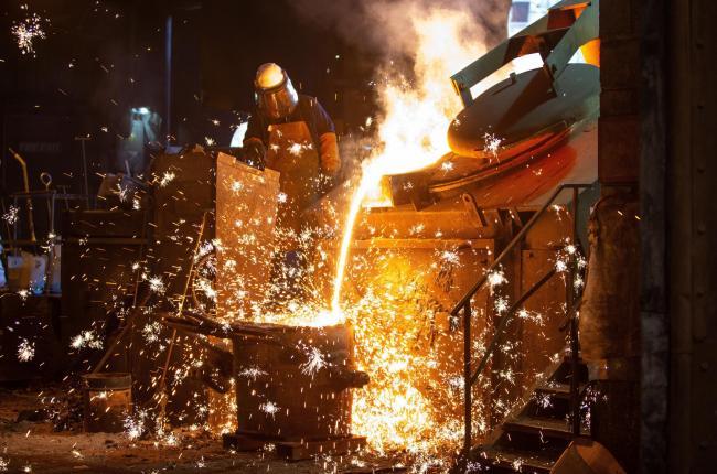 Foundry strikes iron deal in the Caribbean   HeraldScotland
