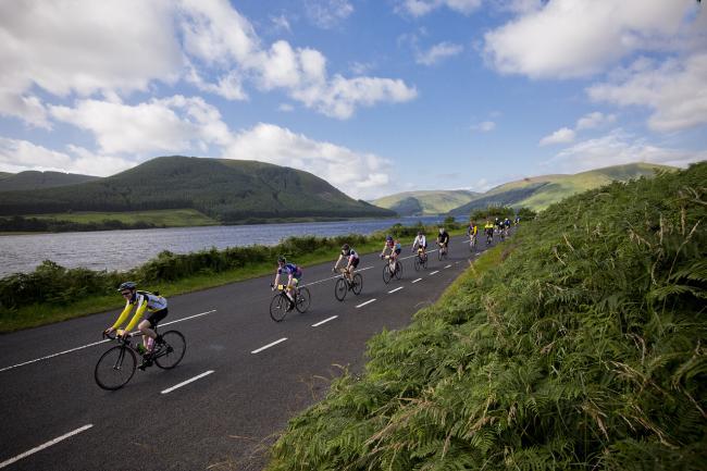 Cyclist dies in a race in the Borders  | HeraldScotland