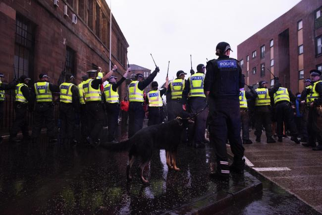 Republican group promise 'fightback' against loyalists after Govan riots