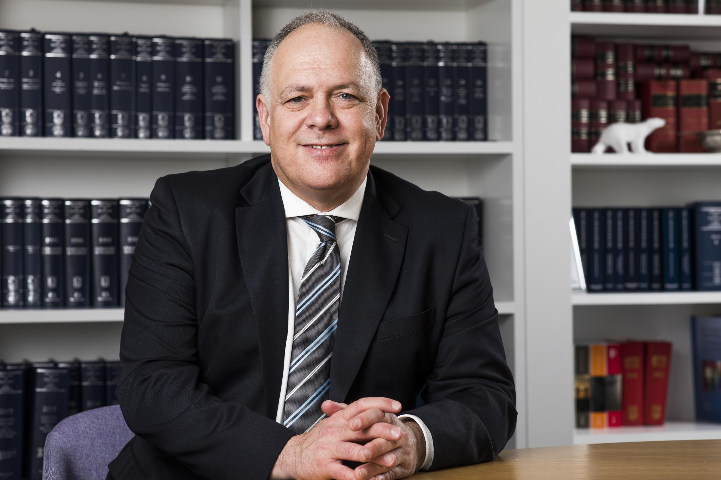 Legal aid review tops the agenda for latest Law Society president