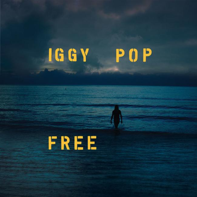 Handout photo for Iggy Pop album Free. See PA Feature SHOWBIZ Music Reviews. Picture credit should read: Loma Vista Recordings. WARNING: This picture must only be used to accompany PA Feature SHOWBIZ Music Reviews.