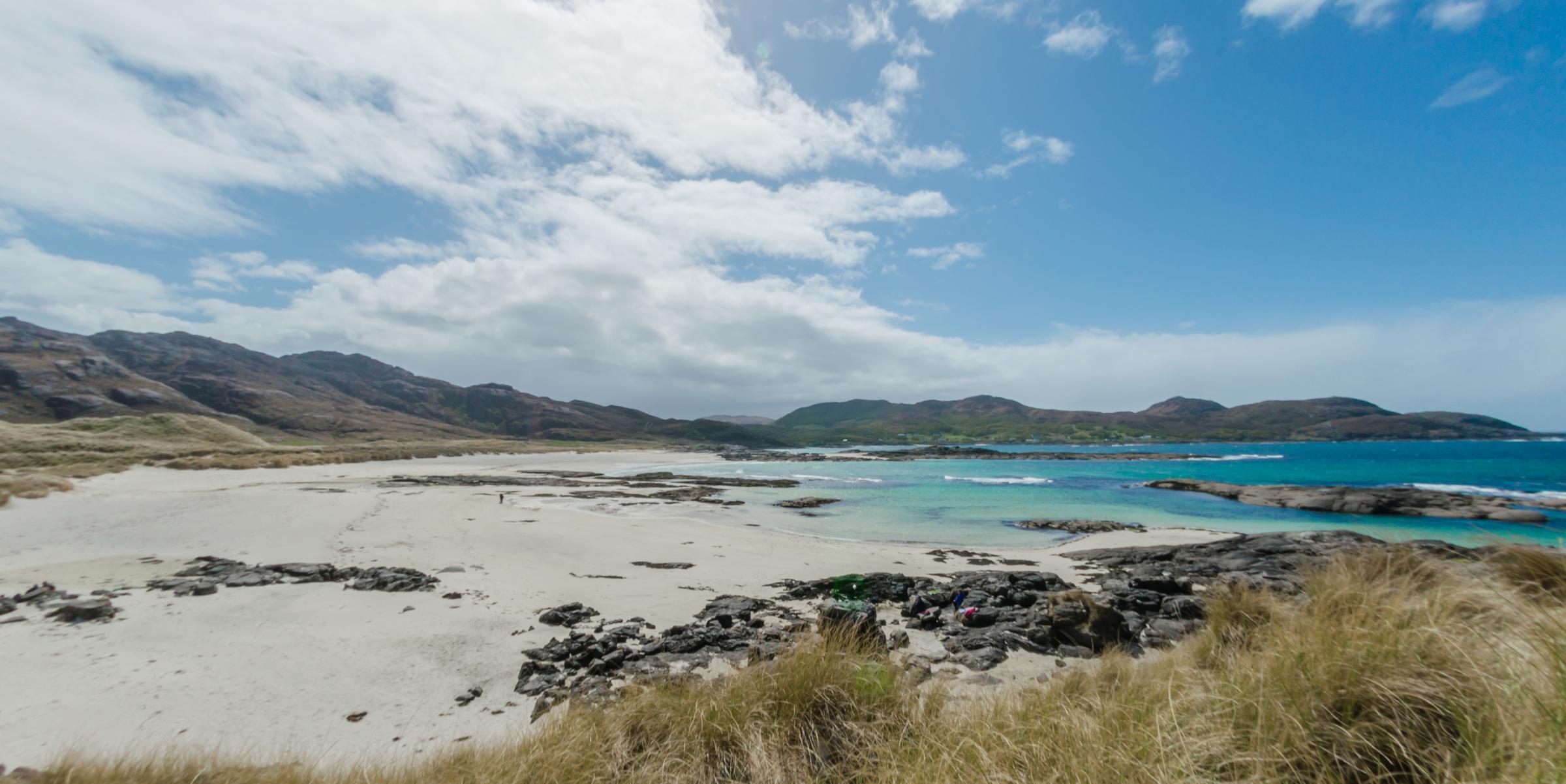 La autora Fiona Valpy sobre las alegrías de la bahía de Sanna y la península de Ardnamurchan