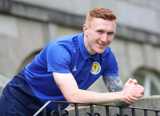 David Bates is hoping to get the nod to face Russia and Belgium after a late call-up to the Scotland squad.
