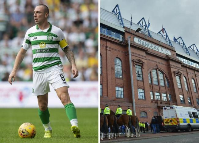 Rangers fan breaks silence after being wrongly accused of alleged Scott Brown abuse