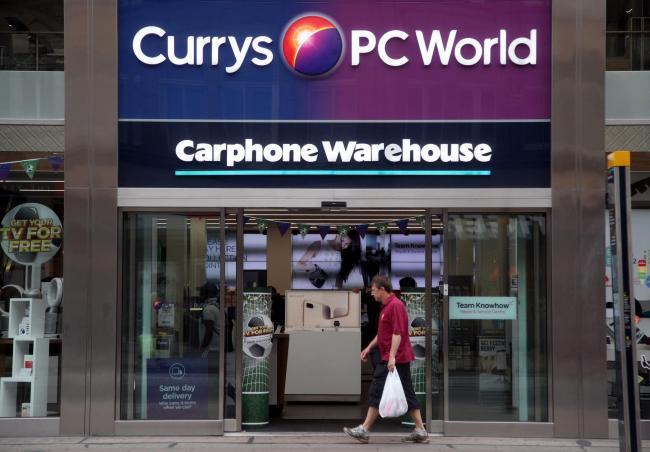 Mobile phone sales plunge at Dixons Carphone | William Hill