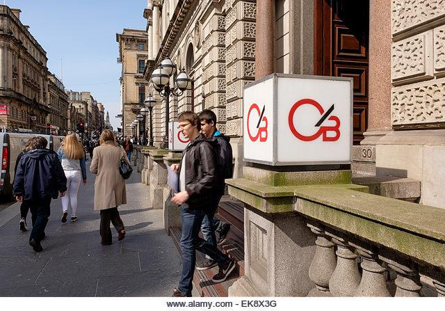 Clydesdale Bank, Glasgow