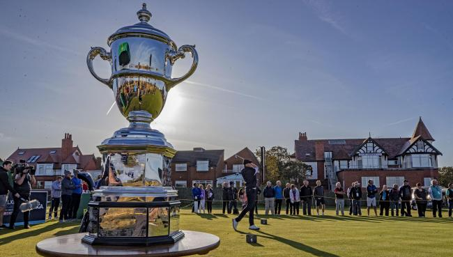 The Walker Cup is set for a tense finale at Hoylake
