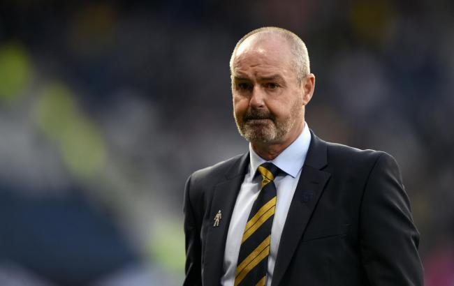Scotland manager Steve Clarke. Picture: Ian Rutherford/PA Wire.