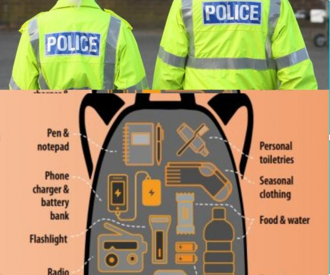 Worrying' police #GrabBag campaign goes viral   HeraldScotland