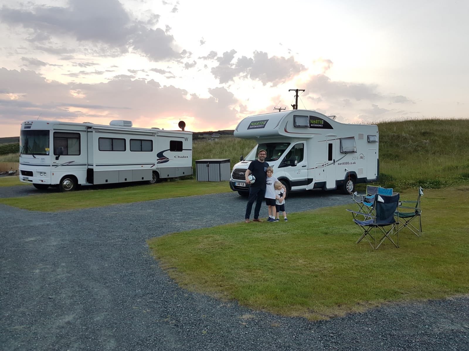 A beginner's guide to seeing Scotland by campervan