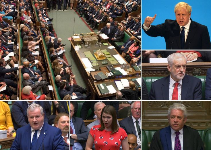 Legislation blocking no-deal Brexit becomes law - hours before parliament is set to be suspended