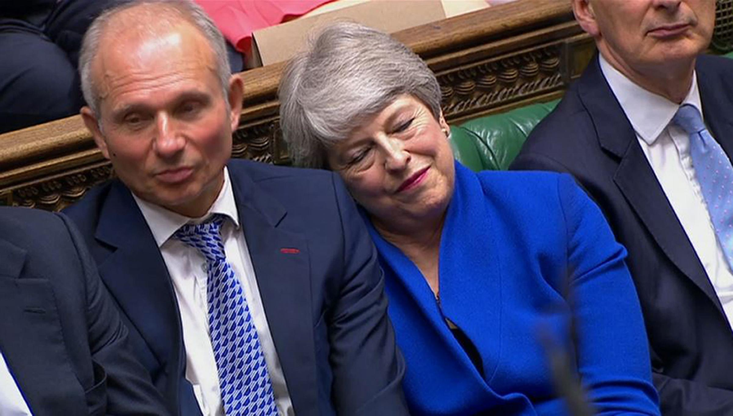 Theresa May accused of 'worst kind of cronyism' after honours showered on her former No 10 staff