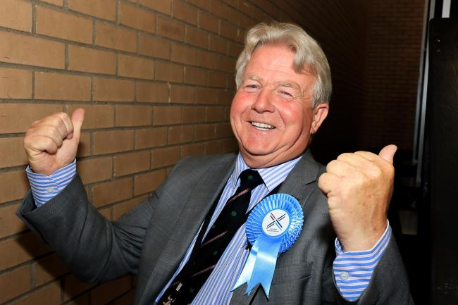 Scottish Conservative MP to stand down at election