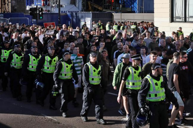 All republican and loyalist marches this weekend banned by Glasgow City Council