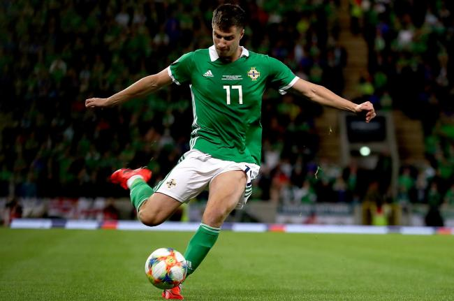 Northern Ireland v Germany – UEFA Euro 2020 Qualifying – Group C – Windsor Park