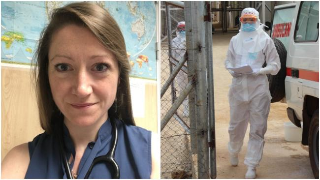 Scot tells of personal Ebola scare while tackling the disease in Congo
