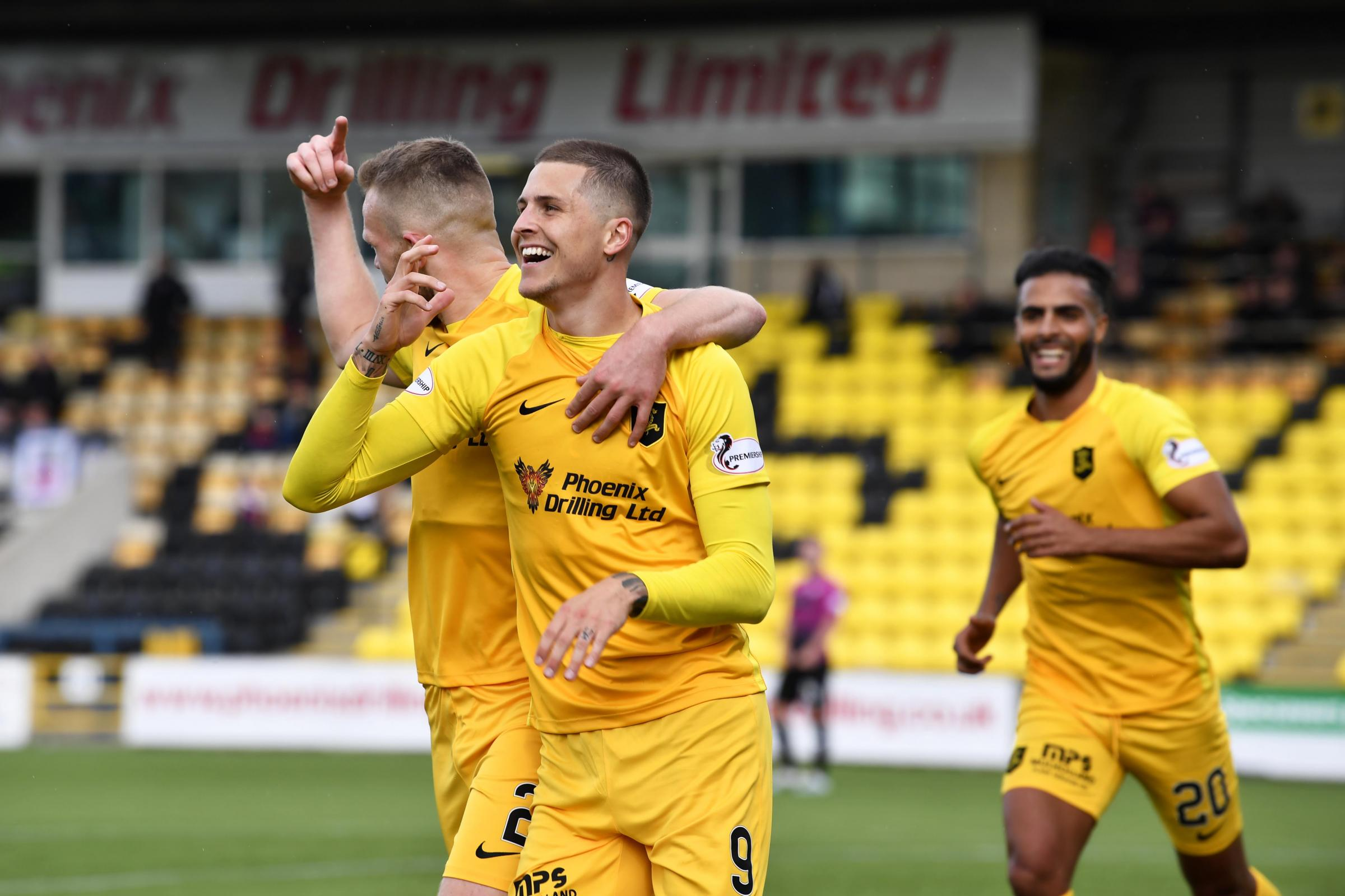 Livingston prepare to defy the odds once again ahead of Ibrox visit