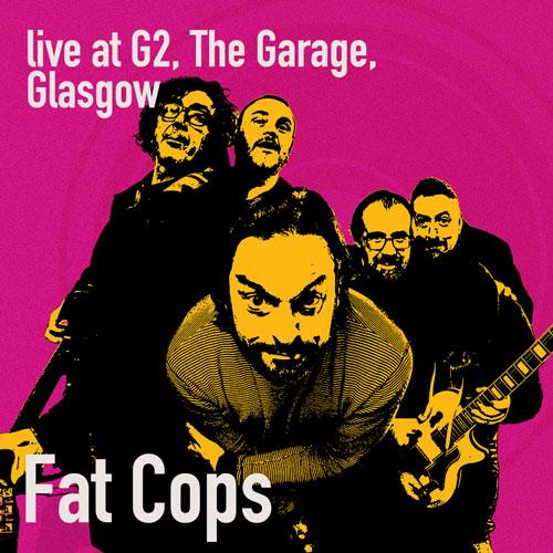 Al Murray's Fat Cops to play Glasgow in GET LOUD fundraiser