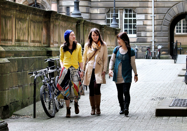 Edinburgh University ranked best in Scotland in global list