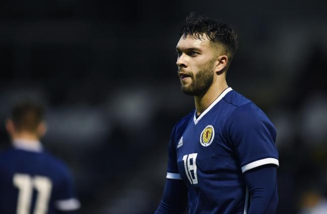 Connor McLennan came on as a subsitute and scored twice to help Scotland to victory over Croatia