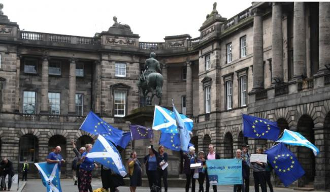 How the press reacted to the Scottish court's prorogation ruling